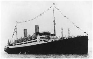 Passenger Vessel Kungsholm