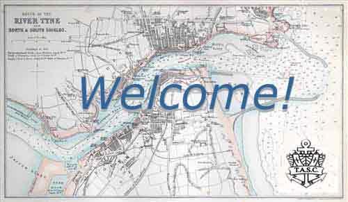 River Tyne Map
