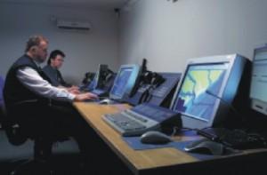 VTS operator stations