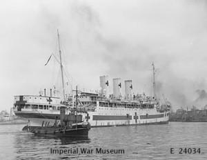 Hospital Ship Talamba