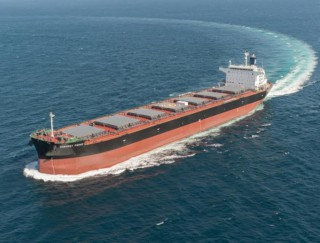 First Bulk Carrier Featuring MALS Delivered to ADM