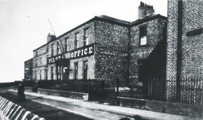 Pilot Office in Green's Place 1890