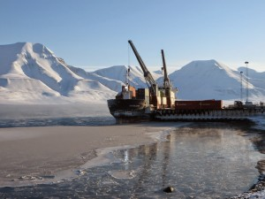Port of Longyearbyen