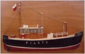 Pilot Boat 'Caer Urfa'