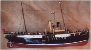 Pilot Boat 'Queen of the May'
